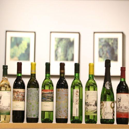 ワインショップ グラスワインお楽しみいただけます。