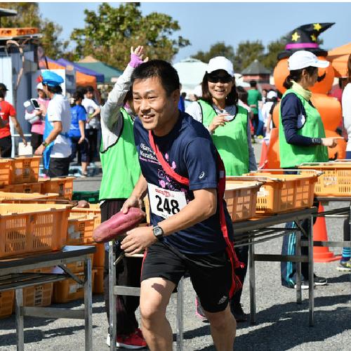「THE・さつまいもリレーマラソン2019~採って走って笑って秋色編~」エントリー開始!