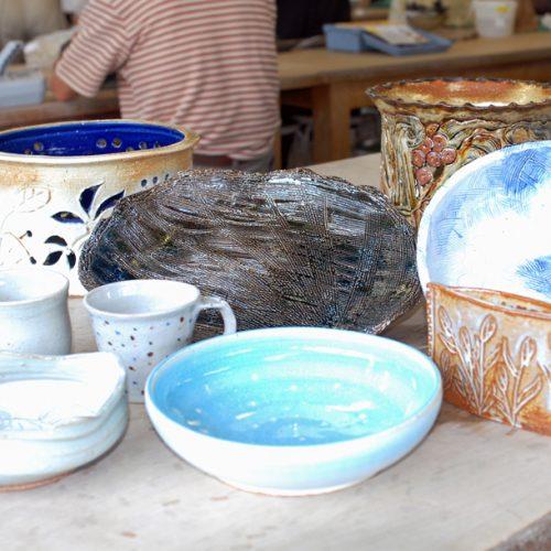 終了しました:新しい生活様式実践イベント「陶器マルシェ」「スイートコーンまつり」